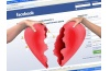 Facebook ayudando a destruir el dise�o familiar