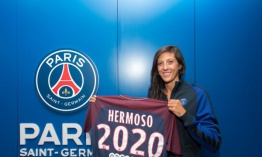 Jenni Hermoso firma por 3 temporadas con el Paris Saint-Germain