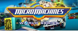ANÁLISIS: MicroMachines World Series